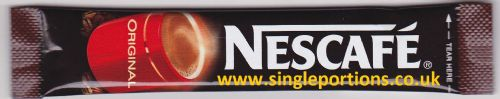 Nescafe Original sachet sticks